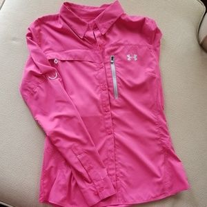 Under Armour Heat Gear size medium (fishing 👚)